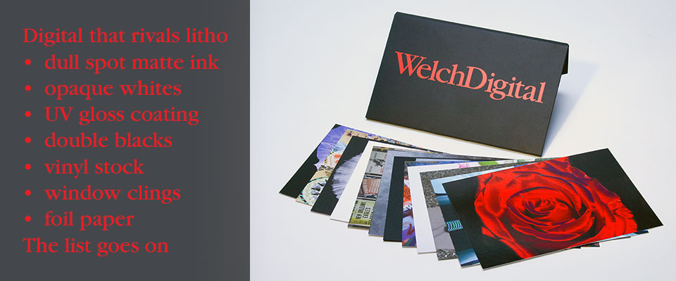 Welch Digital